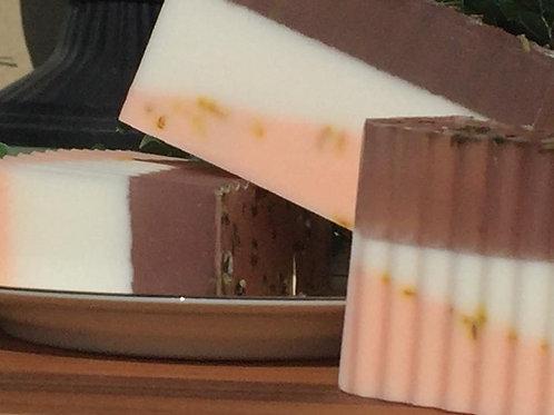 Fresh Georgia Peach Goat Milk Soap