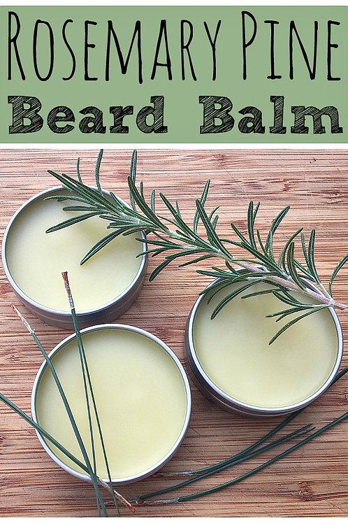 Beard Balm, 6oz