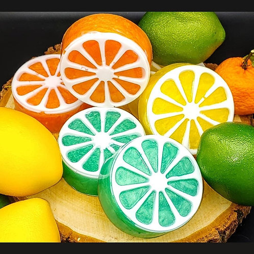 Citrus Slices Soap
