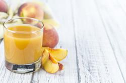 Sweet Peachy Juice