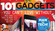 The JR 8000S...Now featured in T3 Magazines 101 gadgets you simply can't live without