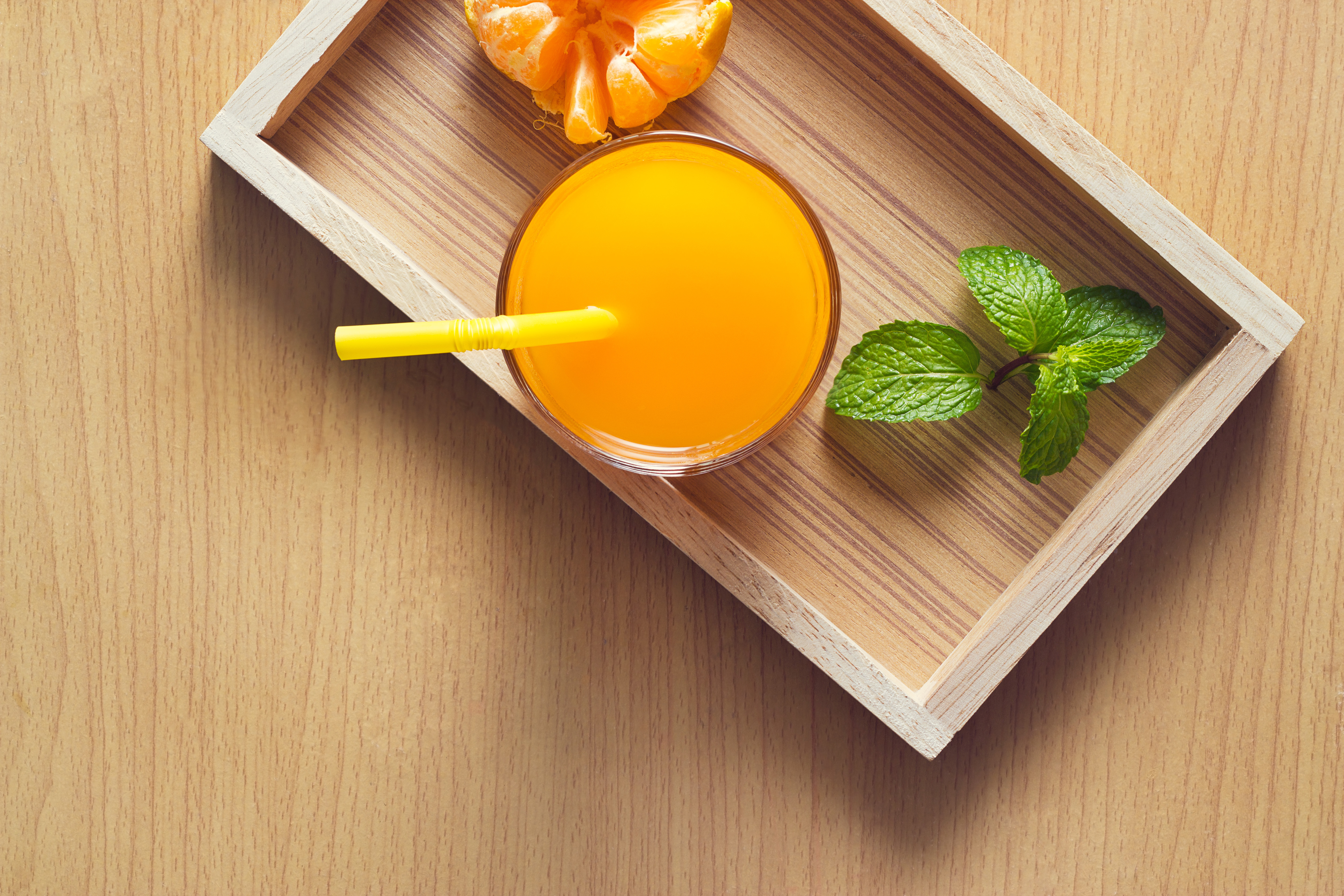 Tangerine Plum Dream