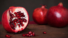 Pomegranate...The Key to Complete Health??