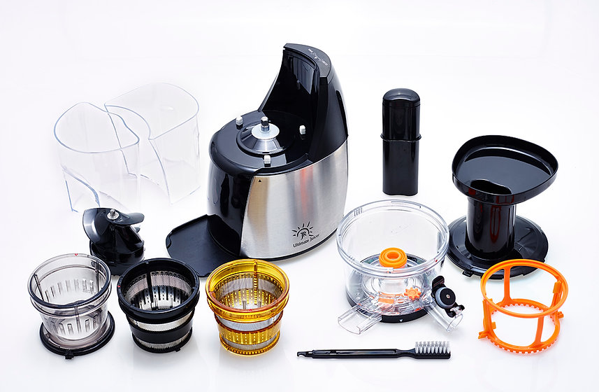 JR 6000 Slow Juicer