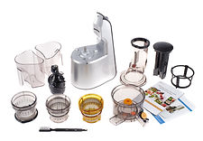 JR Ultra Juicer Parts and Accessories.