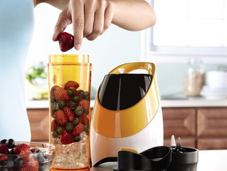 The JR Ultimate range of Personal and Sports Blenders
