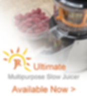 JR Ultra 6000 Slow Juicer