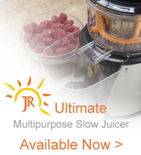 JR Ultra 6000 Slow Juicer