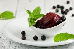 Berry Currant Sorbet