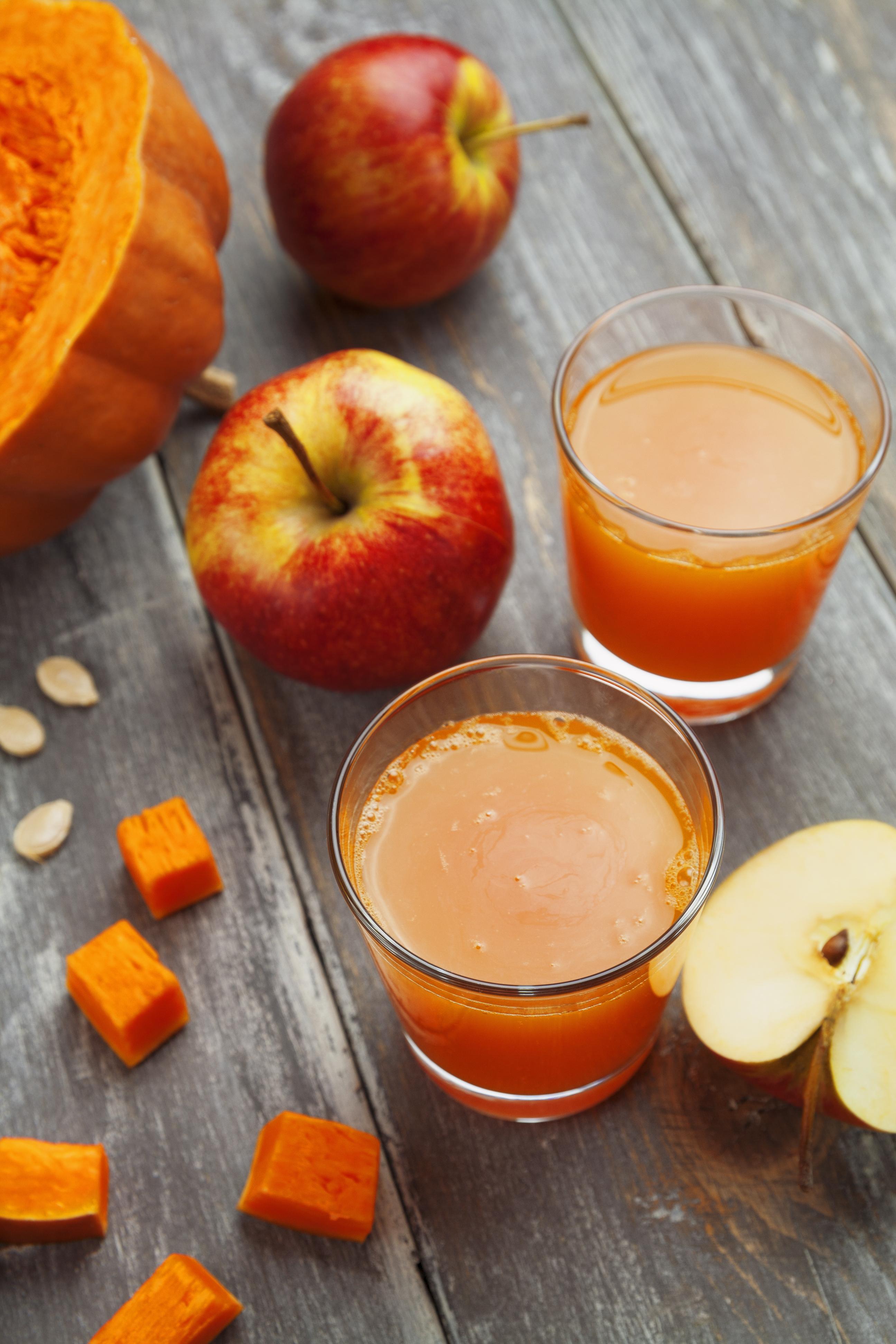 Spiced Pumpkin Juice