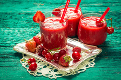 Merry  Cherry Berry Juice