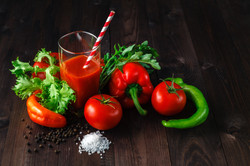 Fiery Tomato Juice