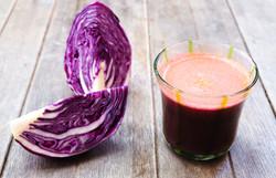 Cabbage N Beet Juice