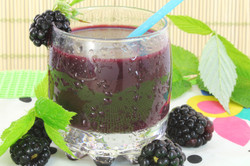 Mint Berry Punch