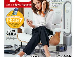 JR Titanium IQ In T3 Magazine!