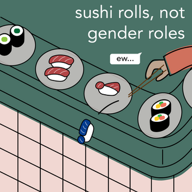 "Drawing the line between ""Men"" and ""Women"""