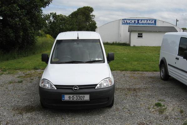 7f092bcb72 Vans For Sale in Kerry - Opel Combo VAN FOR SALE