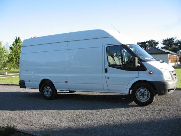 0b89768ba7 For Sale Ford Transit Jumbo Van Lynch s Garage Kerry