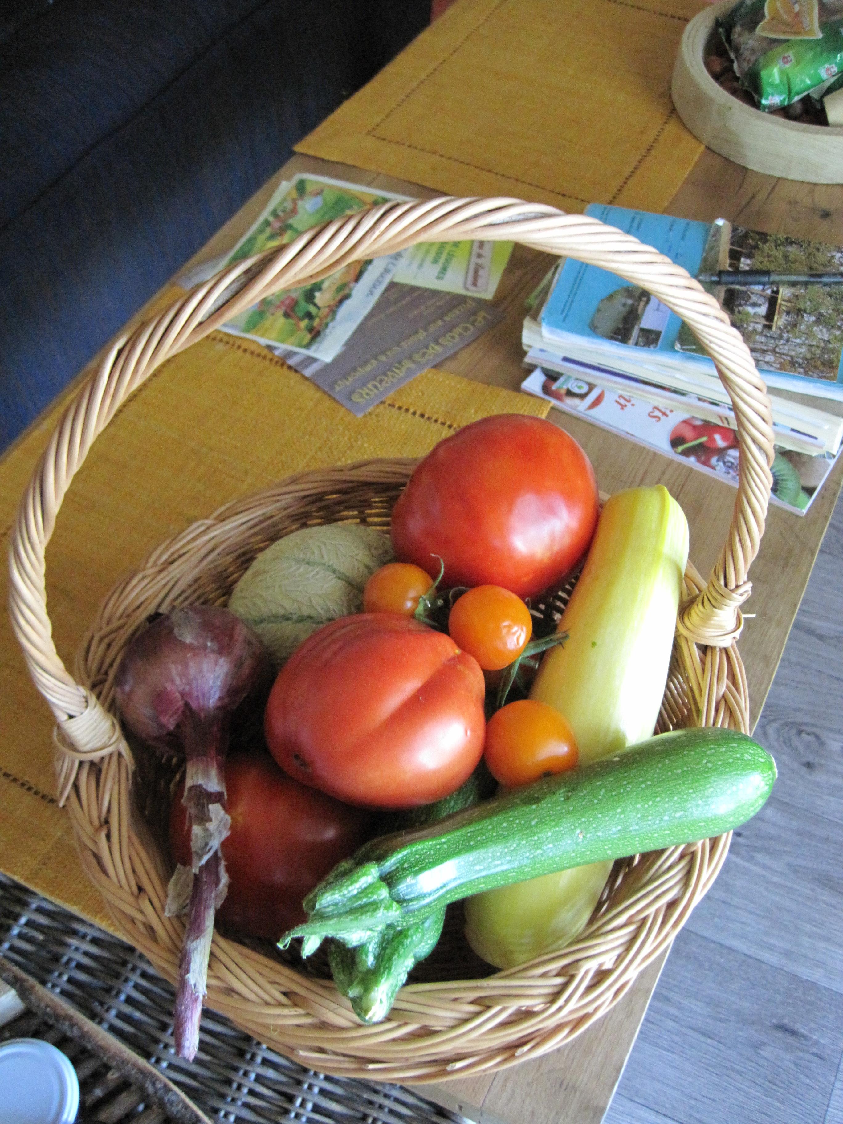 Les légumes du Peneleau
