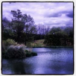 le lac de peneleau