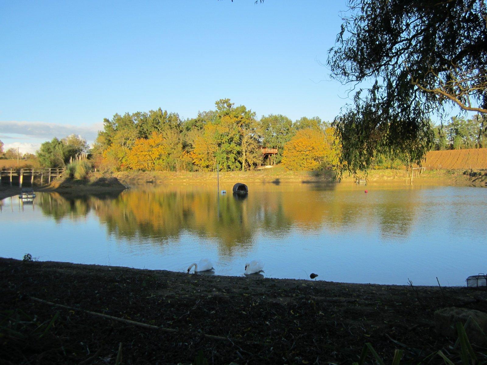 Le Lac du Peneleau