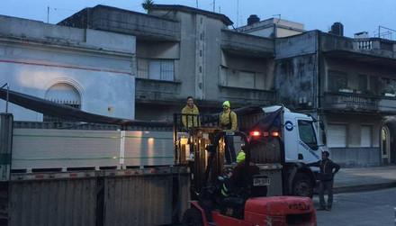 Construccion en Seco en Montevideo