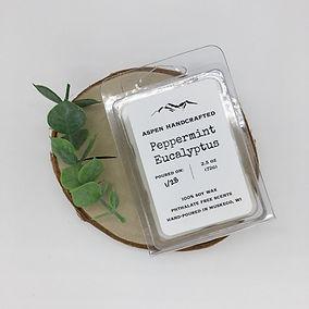 Wax Melt-Peppermint Eucalyptus-2.jpg