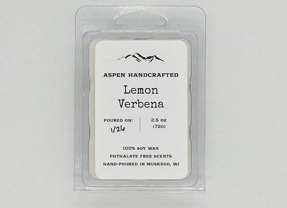 Lemon Verbena - 2.5oz. Soy Wax Melt