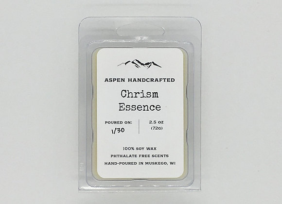 Chrism Essence - 2.5oz. Soy Wax Melt