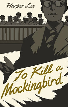 Cover template - To Kill a Mocking Bird8