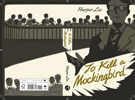 Cover template - To Kill a Mocking Bird7