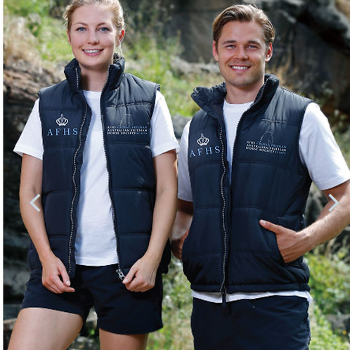 Adult's Heavy Quilted Vest