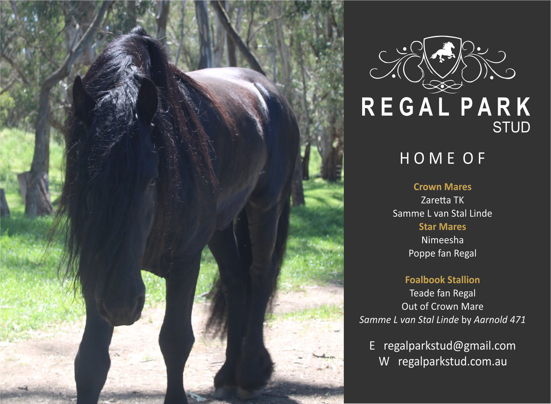 Regal Park Stud