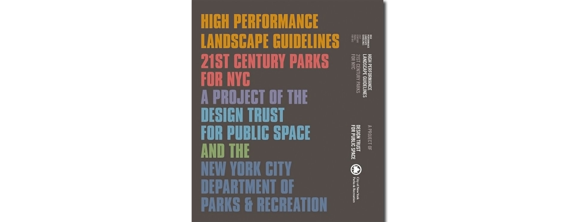 21st Century Parks for NYC
