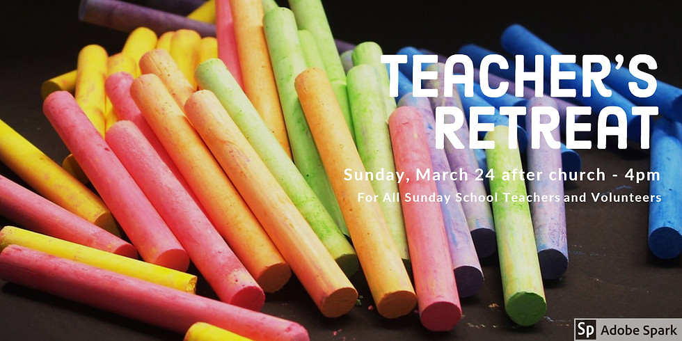 Teacher's Retreat