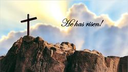 Capture risen christ