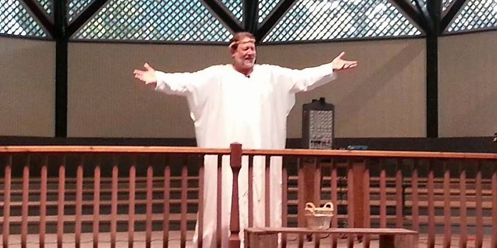 Performance by Rev. Jim Hughes