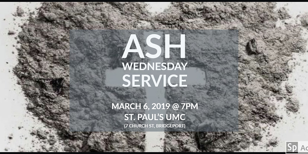 Ash Wednesday Join Service