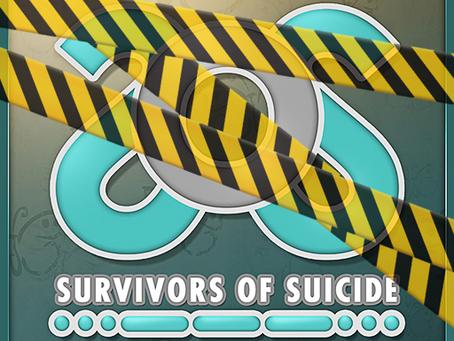 Survivors of Suicide's New Site!
