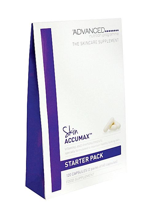 Accumax Starter Pack - 120 Capsules