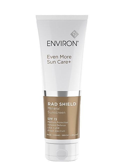 RAD SHIELD Mineral Sunscreen 125ml