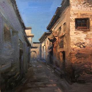 Alley near home