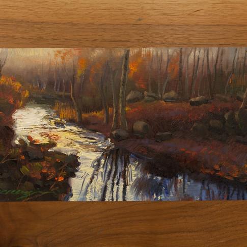 12x10 Oil on Wood