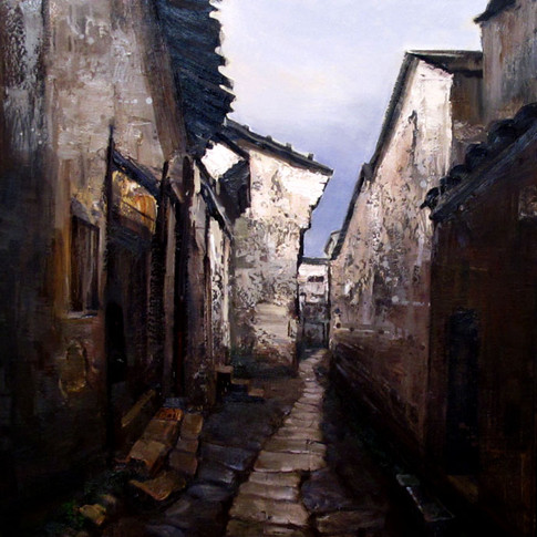 30x36 Oil on Canvas