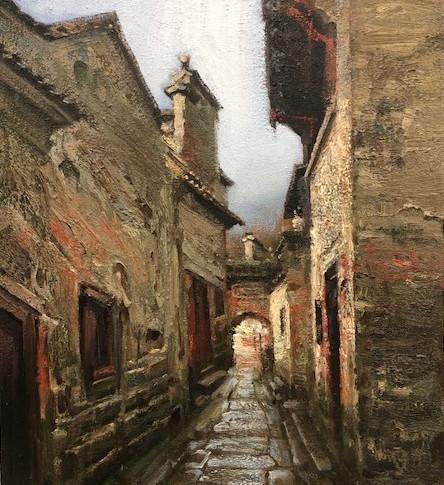 24x20 Oil on Canvas