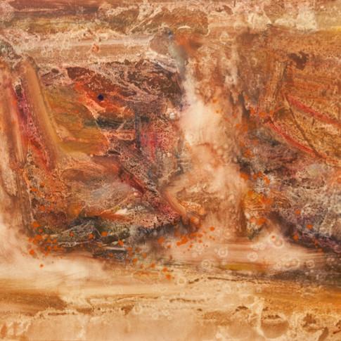 40x50 Oil on Canvas