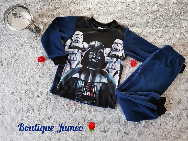 Pyjama polaire Star Wars 6 ans
