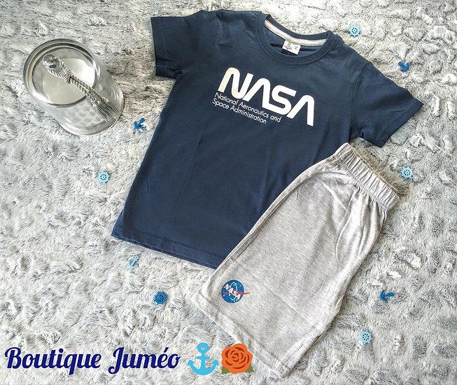 Ensemble pyjama été NASA