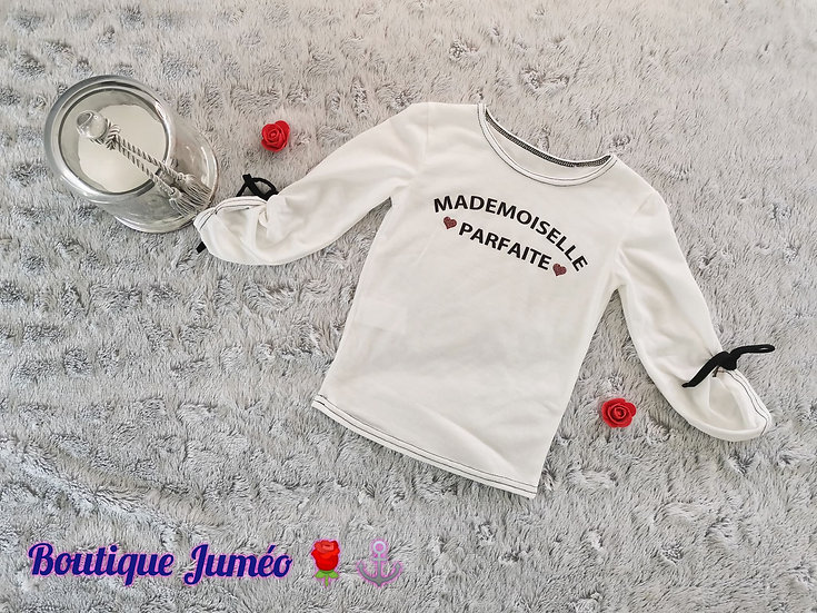 "Top ""Mademoiselle parfaite"""