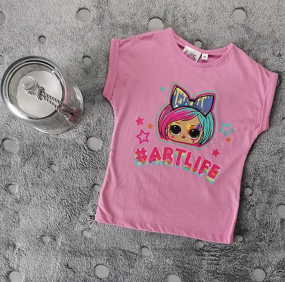 T-shirt poupée LoL